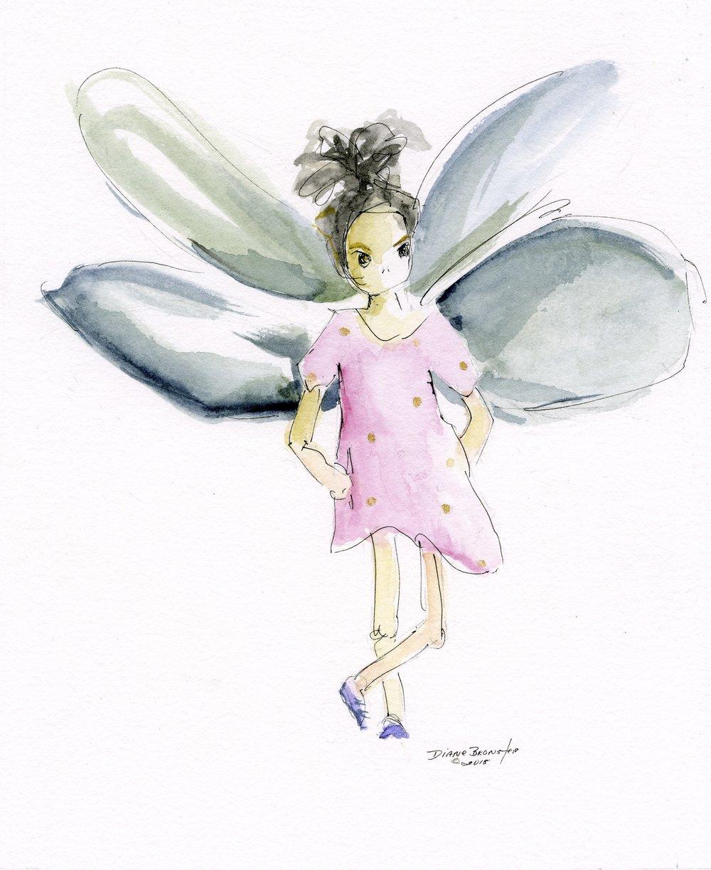 Little Miss Stuburn