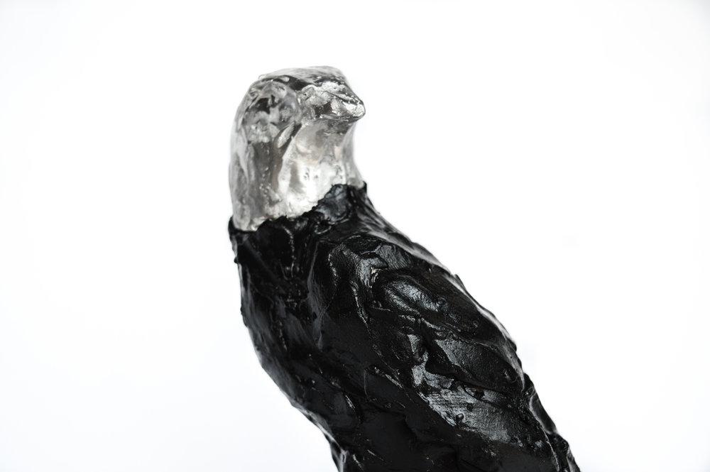 Untitled (alchemy eagle), 2018