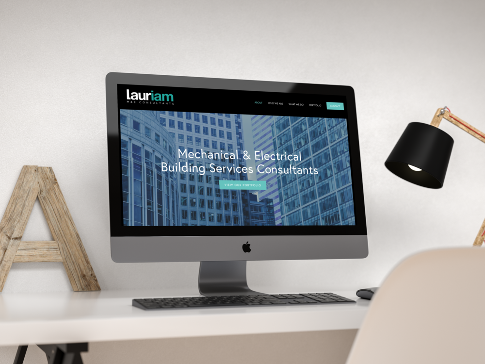 Lauriam homepage mock up.png