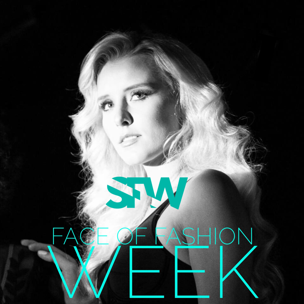 The Face of Fashion Week - Please welcome and show your support to our contender of Face of Fashion WeekABIGAIL HILL