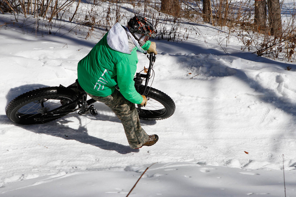 Waterville Valley Resort Fat Biking