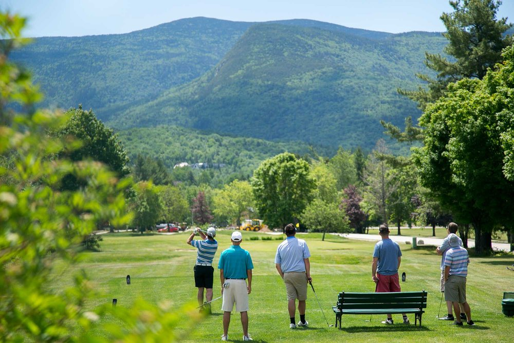Waterville Valley Golf