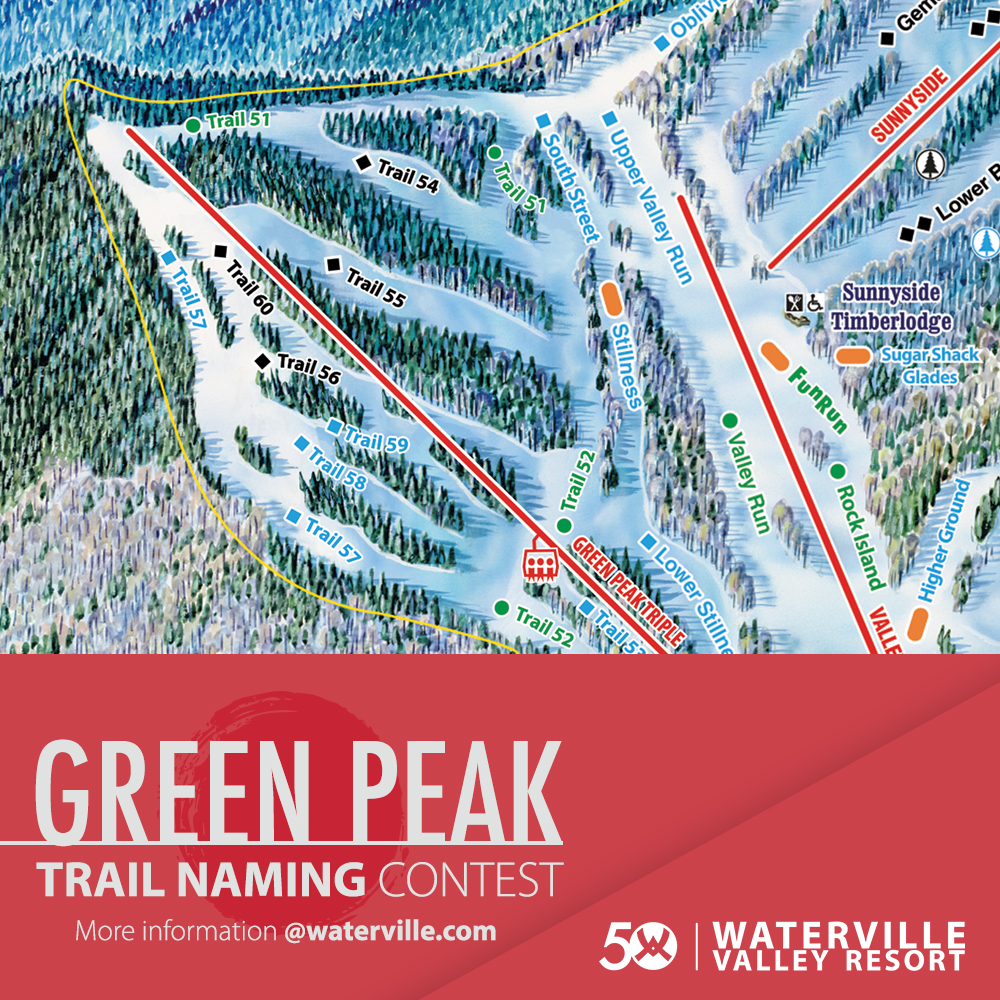 Waterville Valley Resort Announces Trail Name Contest Waterville