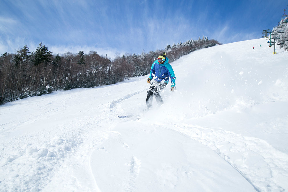 Springtime Powder