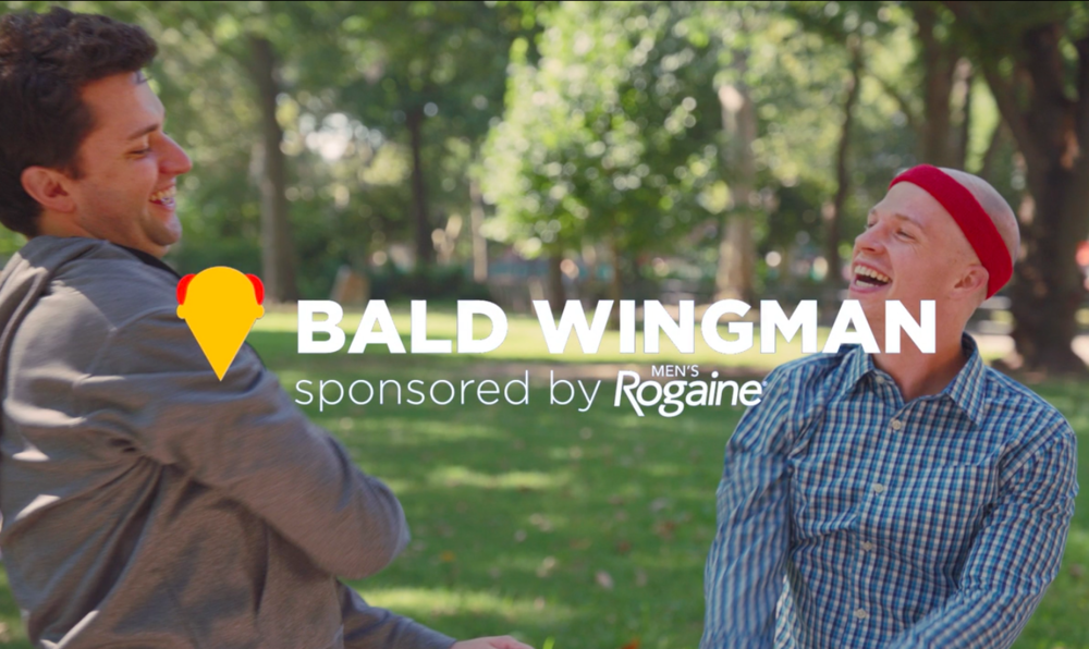 ROGAINE | BARSTOOL SPORTS DIGITAL CONTENT