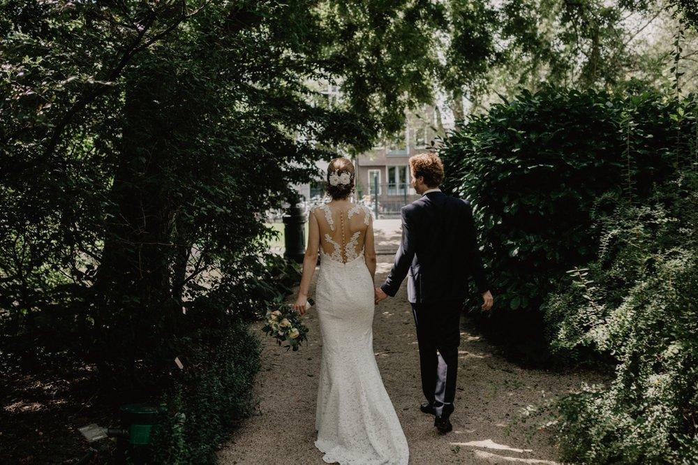 bruidspaar Silvia Falcomer trouwfotograaf