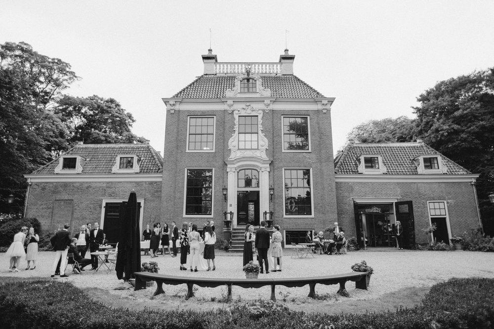 Huize Frankendael trouwlocatie Amsterdam