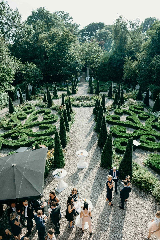 Huize Frankendael garden