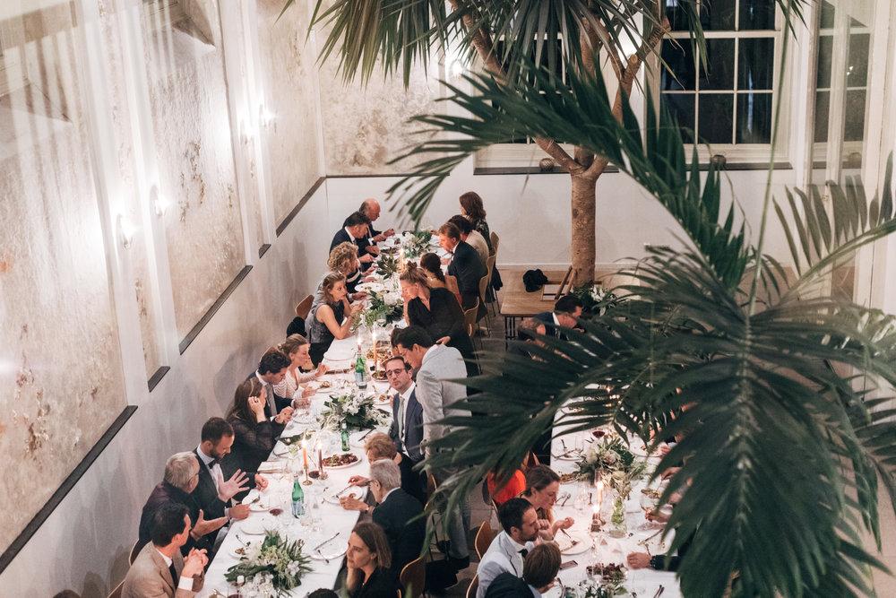 bruiloft hortus botanicus amsterdam