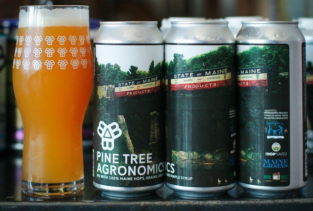 Pine Tree Agronomics