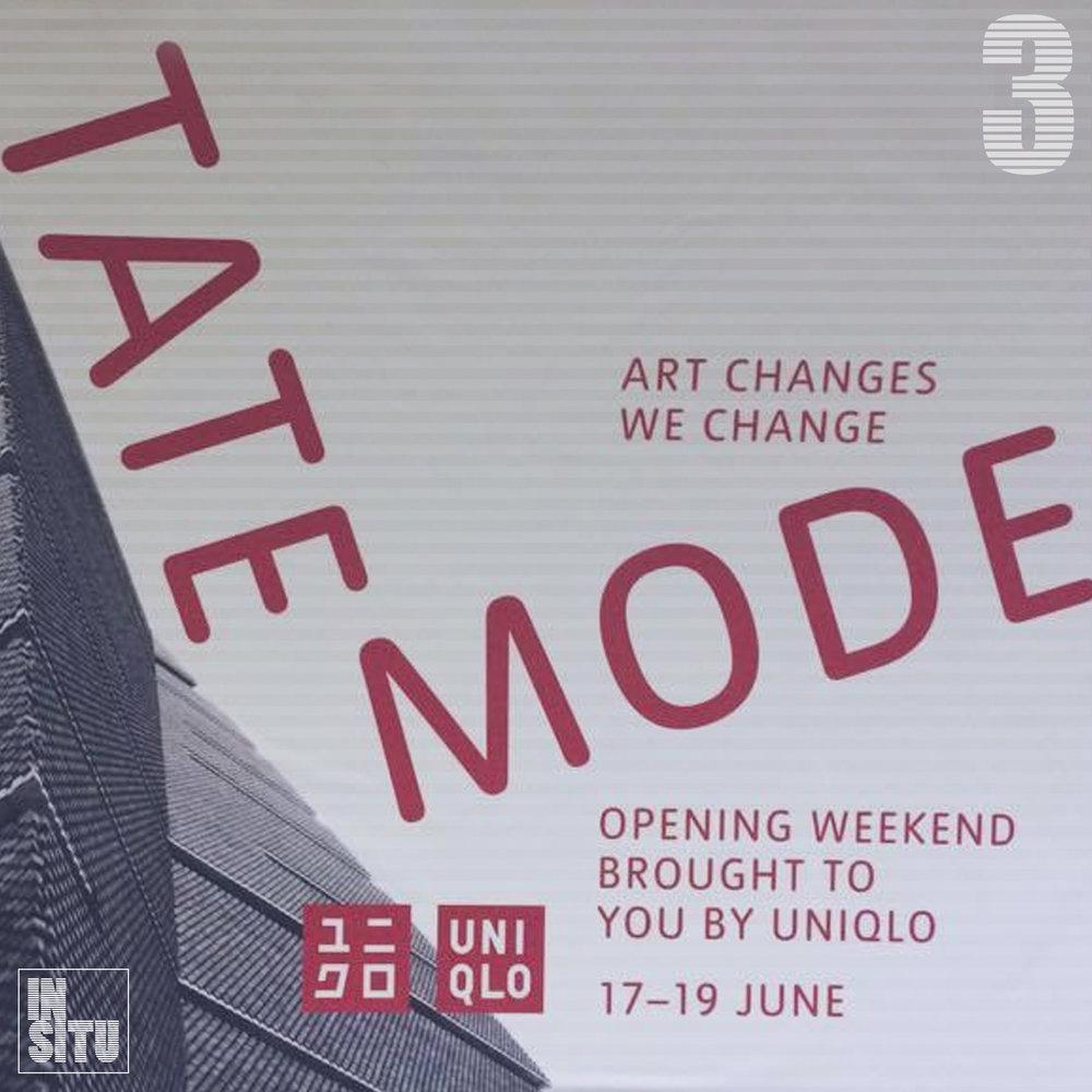 Tate Modern Opening -