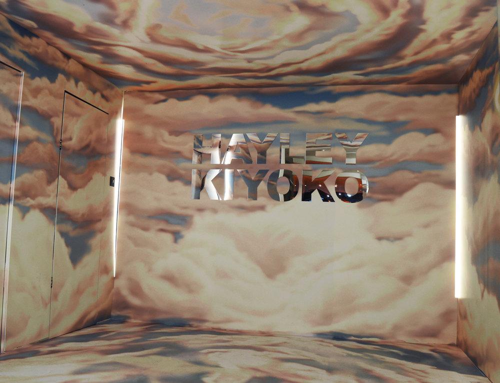 Hayley Kiyoko Pop Up Store