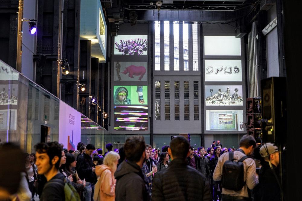 Tate Modern Opening