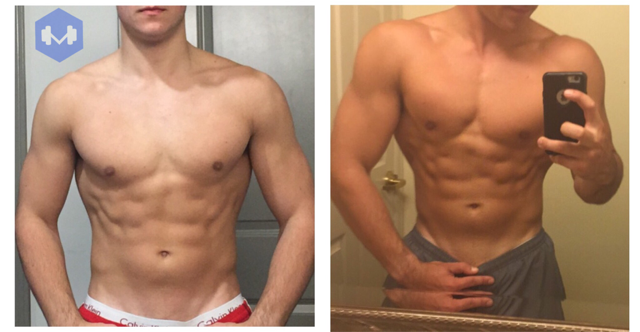 This was an 8 month transformation. I made Wesley's training plan each month and he  crushed  every single one. Love this dude.