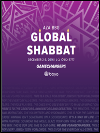 Global Shabbat 2016 Resource (English)