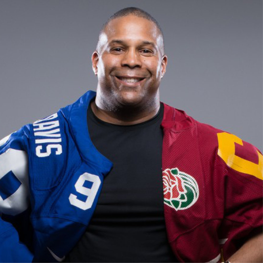 Keith Davis  Former NFL player and motivational speaker  Danbury, CT