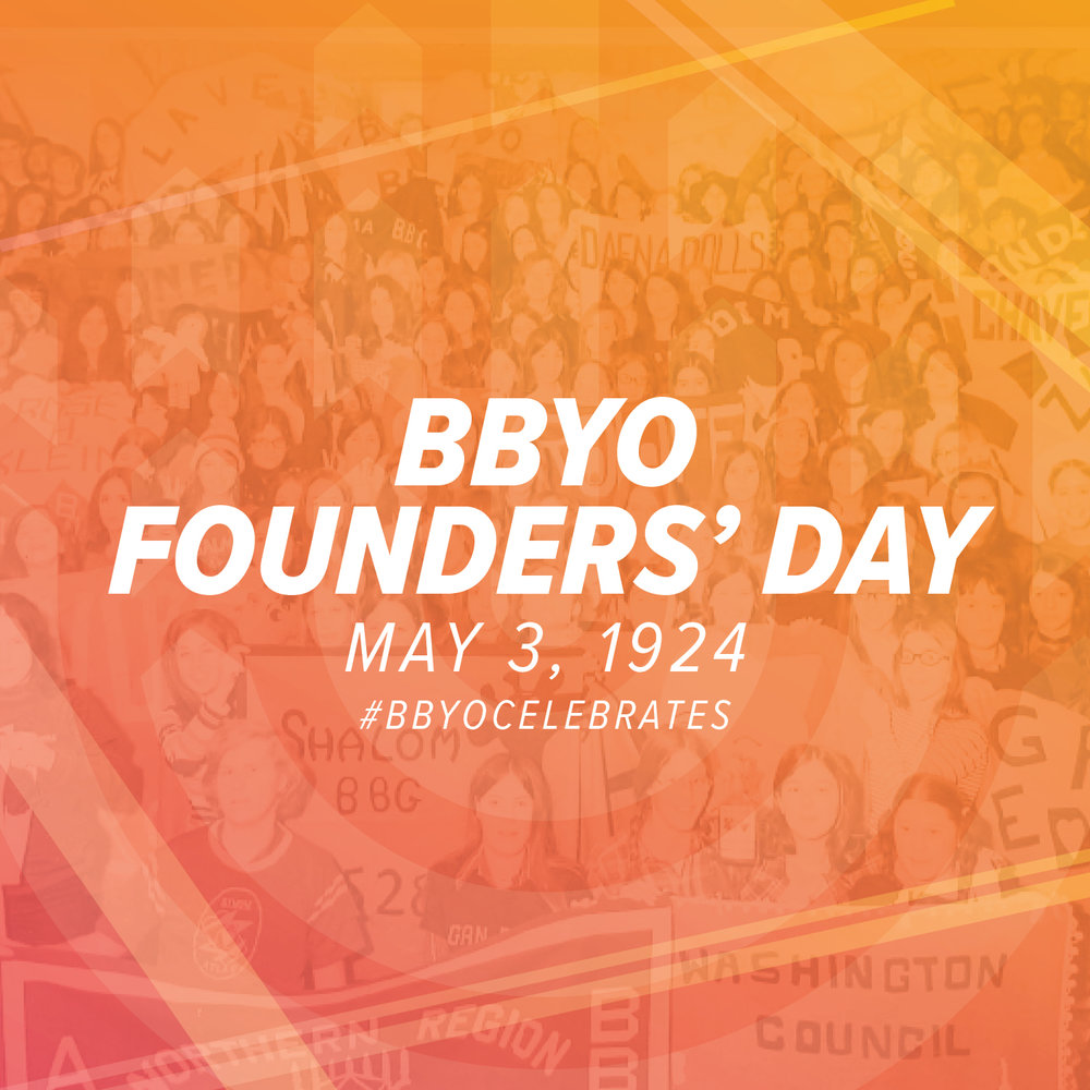BBYO Founders' Day  |  Share Square