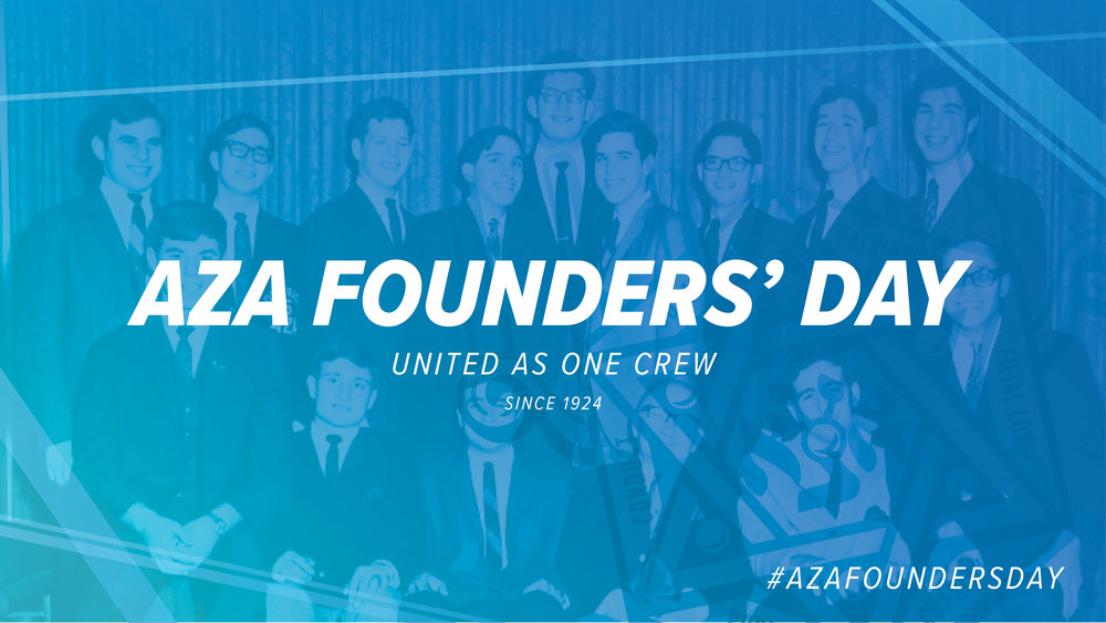 AZA Founders' Day  |  Cover Photo