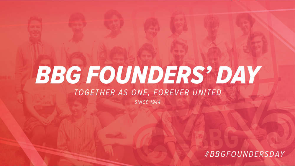 BBG Founders' Day  |  Cover Photo