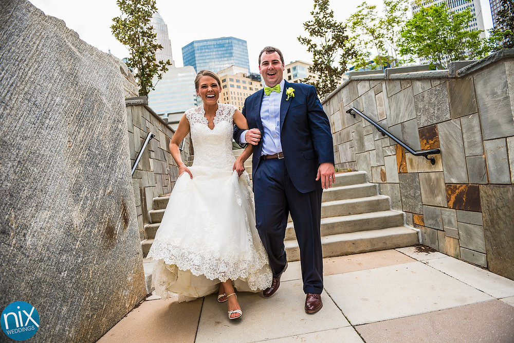 Charlotte Wedding Photograpy by Nix Weddings