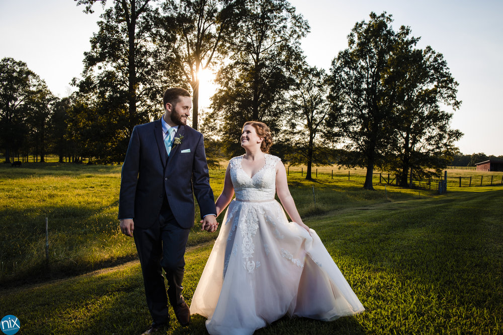 bride and groom at Farm at Brusharbor.jpg