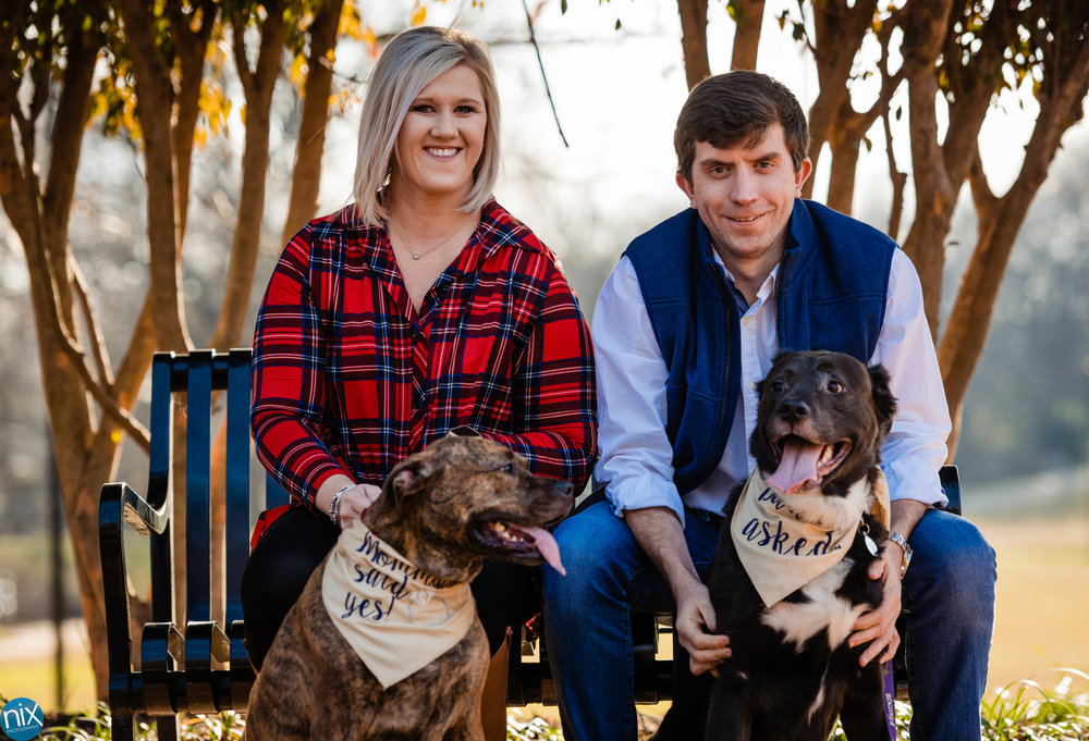 Fraizer Park couple sits with dogs.jpg