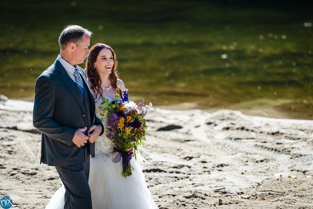Brown Mountain Beach Resort father and bride.jpg