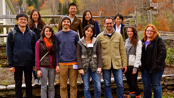 Genetics Department Retreat October 2014
