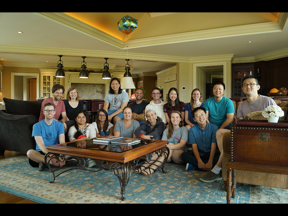 Greco Lab Retreat 2018 - CT