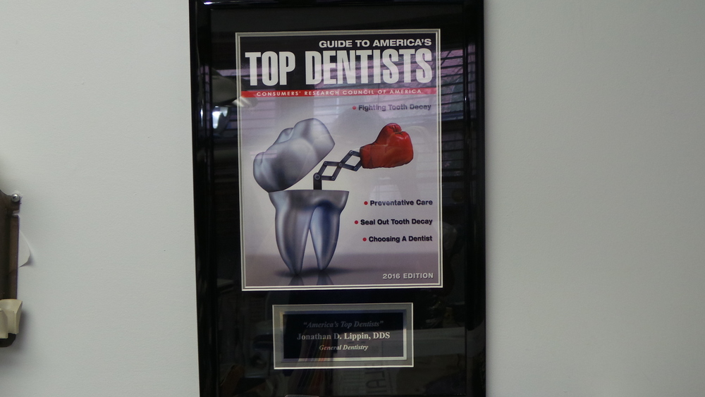 Top dentist 2016