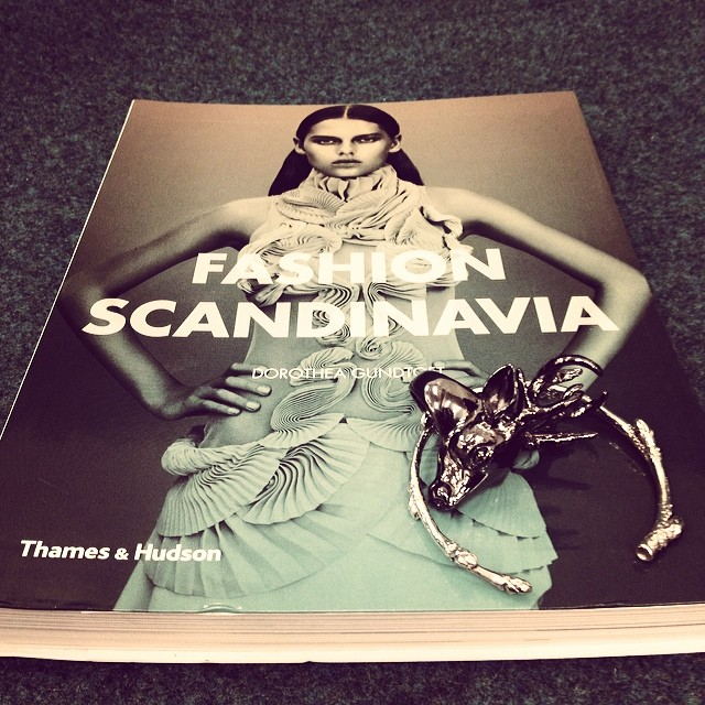 We celebrate our 5 years in business with 20 % off the whole week on www.johanna-n.com. This is our favorites right now: the book Fashion Scandinavia - now 172 SEK (215 SEK). Bracelet BJÖRK in sterling silver - now 1276 SEK (1595 SEK). Deer ring Gwang in rhodium plated brass - now 396 SEK (495 SEK) #johannan