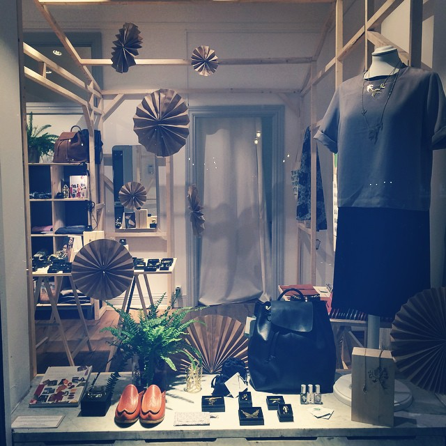 Our office/showroom/store at Frejgatan 47. Open: Tue 12-18, Thu 12-18, Sat 12-16. Come by and enjoy the day with us!