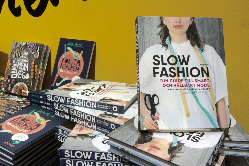 Slow fashion boken Bokmassan