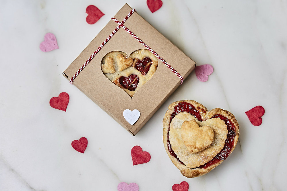 Copy of Heart Shaped Tiny Pie