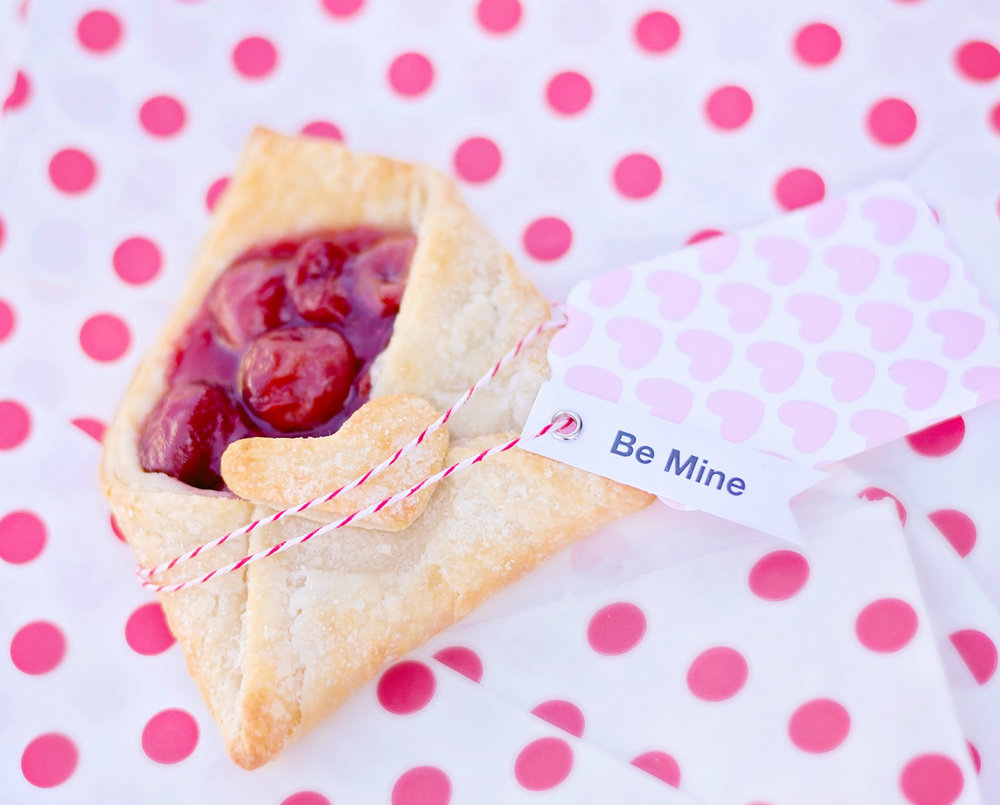 Love Letter Hand Pie
