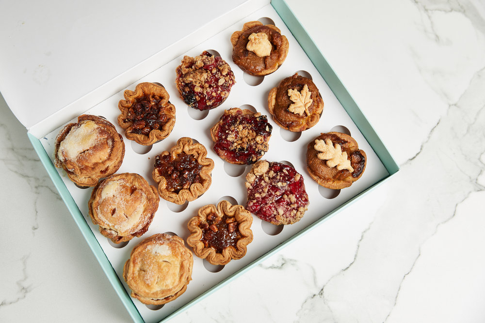 12-Pack Tiny Pie Holiday Favorites Box