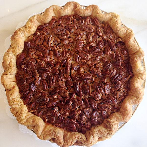 Pecan Not So Tiny Pie