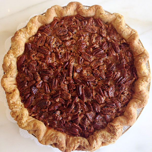 Yes, it will keep! - Our fruit and nut pies can be refrigerated, then brought to room temperature before enjoying.