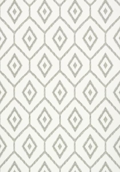 Wallpaper option 2: Grey Ikat
