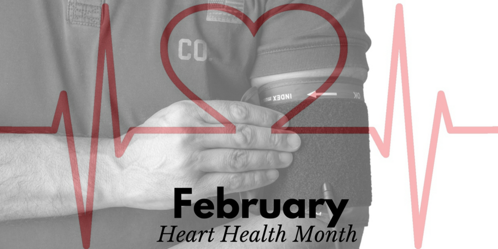 February: Heart Health Month