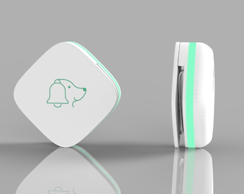 Collar Attachment. - With Pup Alert's collar attachment, you can ensure your home is as smart for your pets as it is for you!