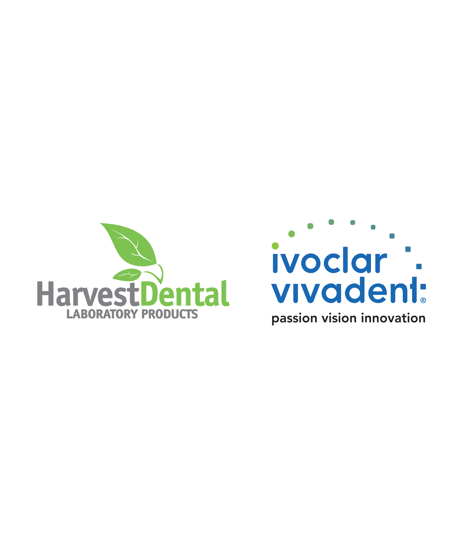 Ivoclar Vivadent and Harvest Dental form Strategic