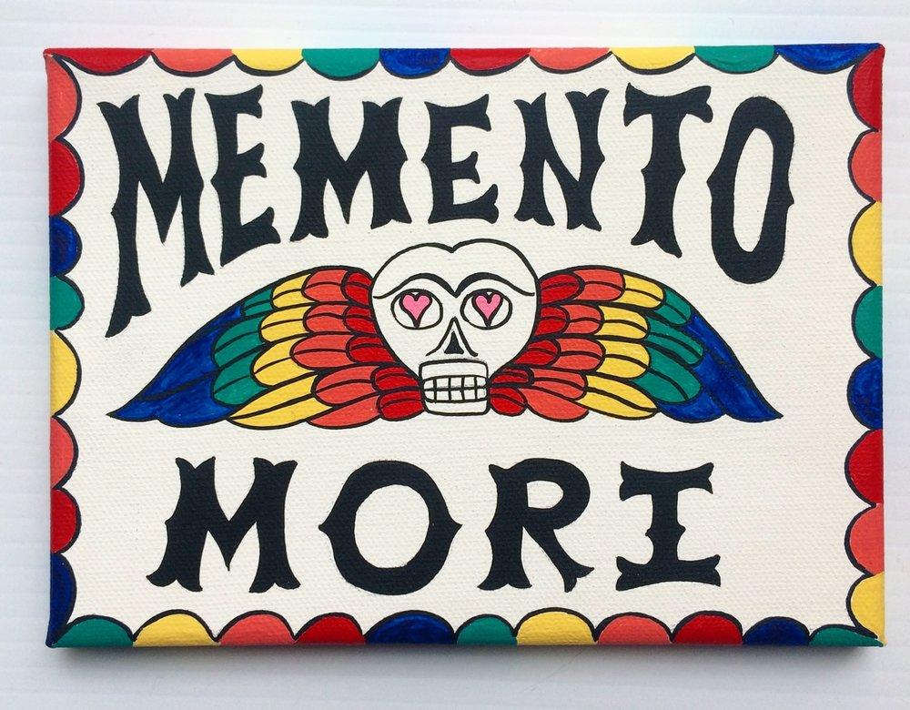 memento mori painting