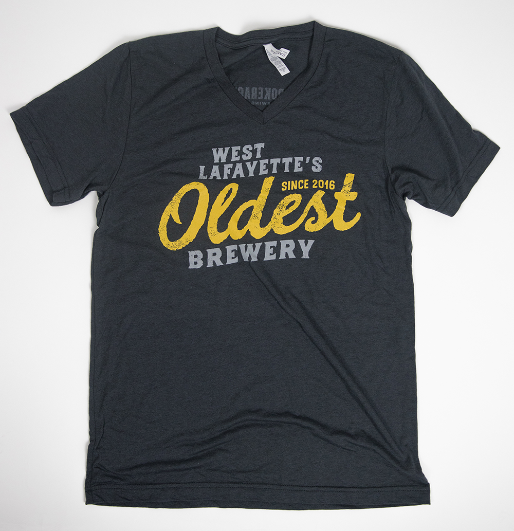 WL Oldest Brewery Tee: $20 (temporarily sold out)