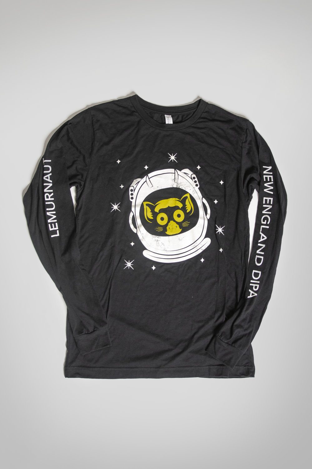 Lemurnaut Long Sleeve: $30