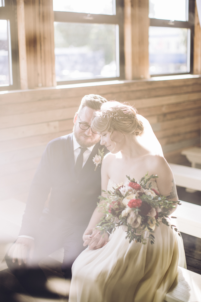 CHELSEA & RYAN  // UNION PINE PDX
