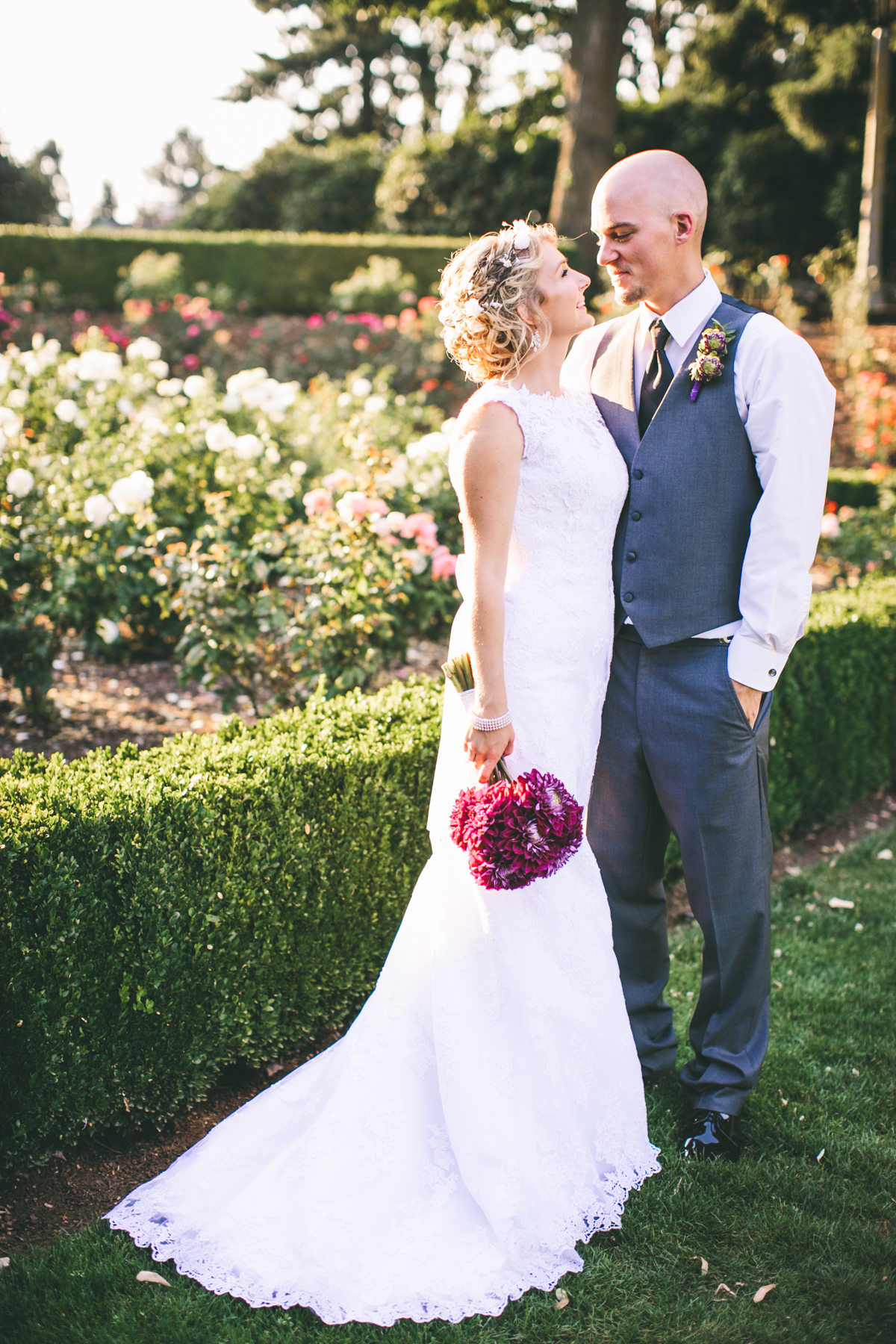 peninsula park wedding