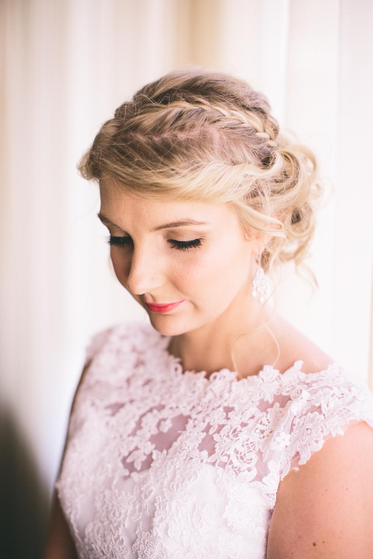 bridal portrait portland