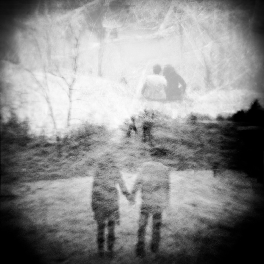 Holga double exposure