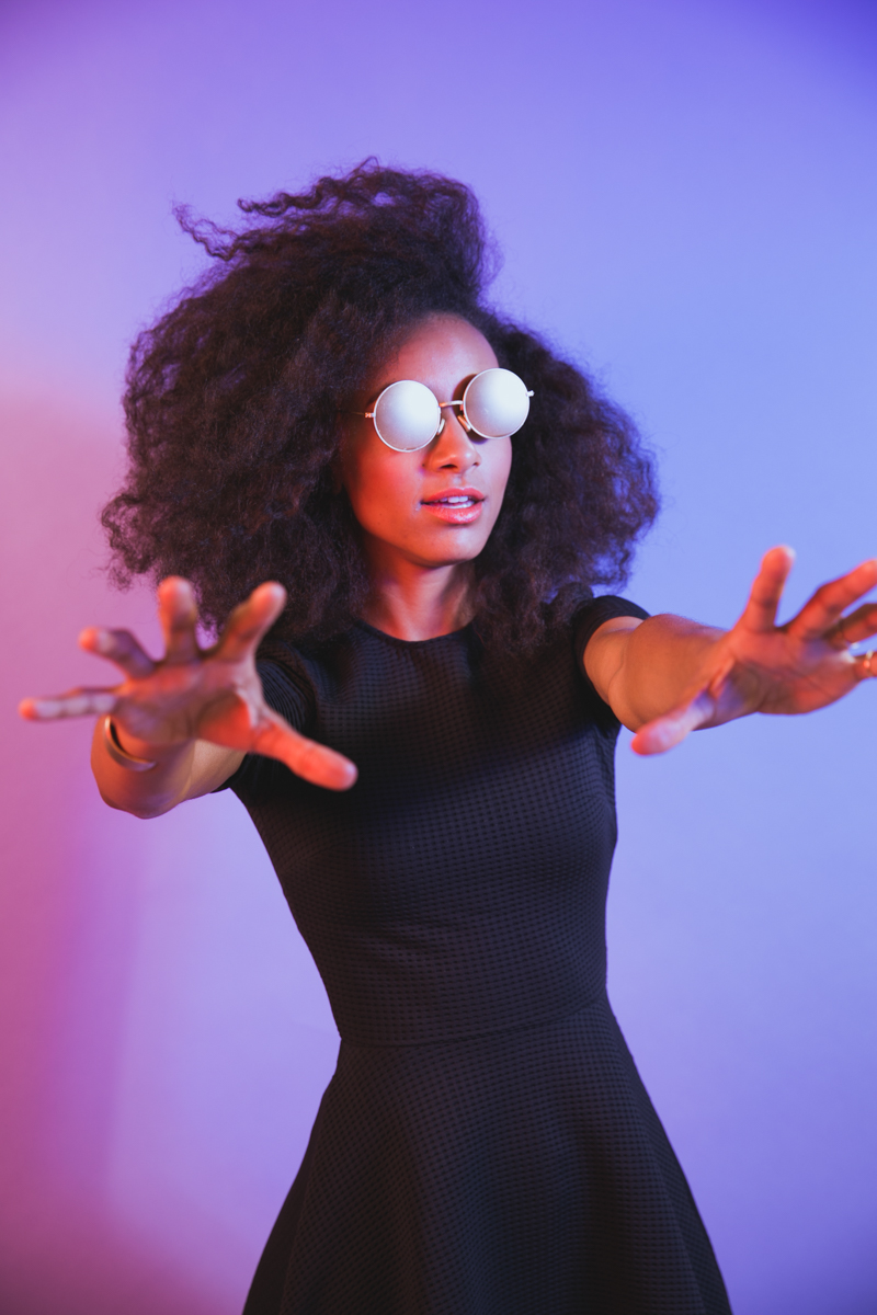 ESPERANZA SPALDING  // SHE SHREDS MAGAZINE